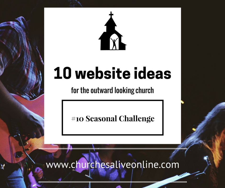 Tip 10 - Seasonal challenge