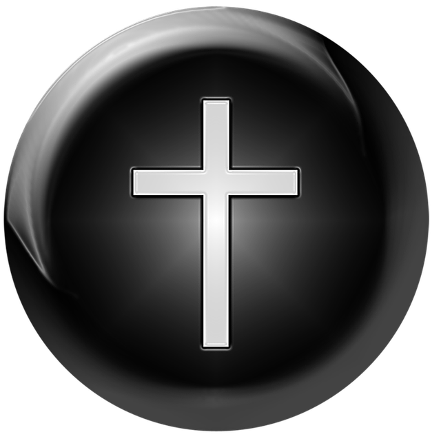 Church on black sphere